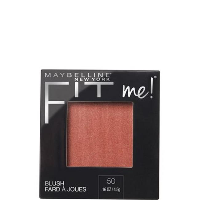 Fit Me Blush Opt 050, Wine - Pack of 2