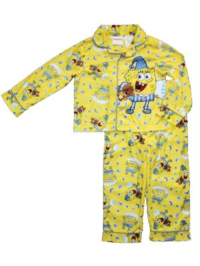 Baby Toddler Boys' Character Button Down Pajama Set