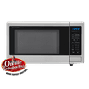 """Sharp 1.1 ZSMC1132CS Cu Ft Microwave, Stainless Steel Sharp's mid-sized 1.1 cu. ft. microwave oven is more than a great choice for reheating and everyday cooking, it's also specifically tuned to achieve optimal popping results from the leader in microwave popcorn, Orville Redenbacher's. Simply touch the """"Popcorn"""" button to choose the Classic Size (3.3 oz) or Single Serve Mini Bag (1.16 oz) of Orville Redenbacher's microwave popcorn. Then sit back and enjoy light and fluffy popcorn with the delicious, buttery flavor of Orville Redenbacher's Gourmet Popping Corn. One-Touch controls, Auto Defrost and the Carousel turntable system make cooking and reheating faster and easier than ever. The easy-to-clean stainless steel finish with scratch-resistant glass door will complement your style. With decades of experience designing smart, innovative microwaves, it's easy to see why home cooks throughout the world trust Sharp Carousel."""