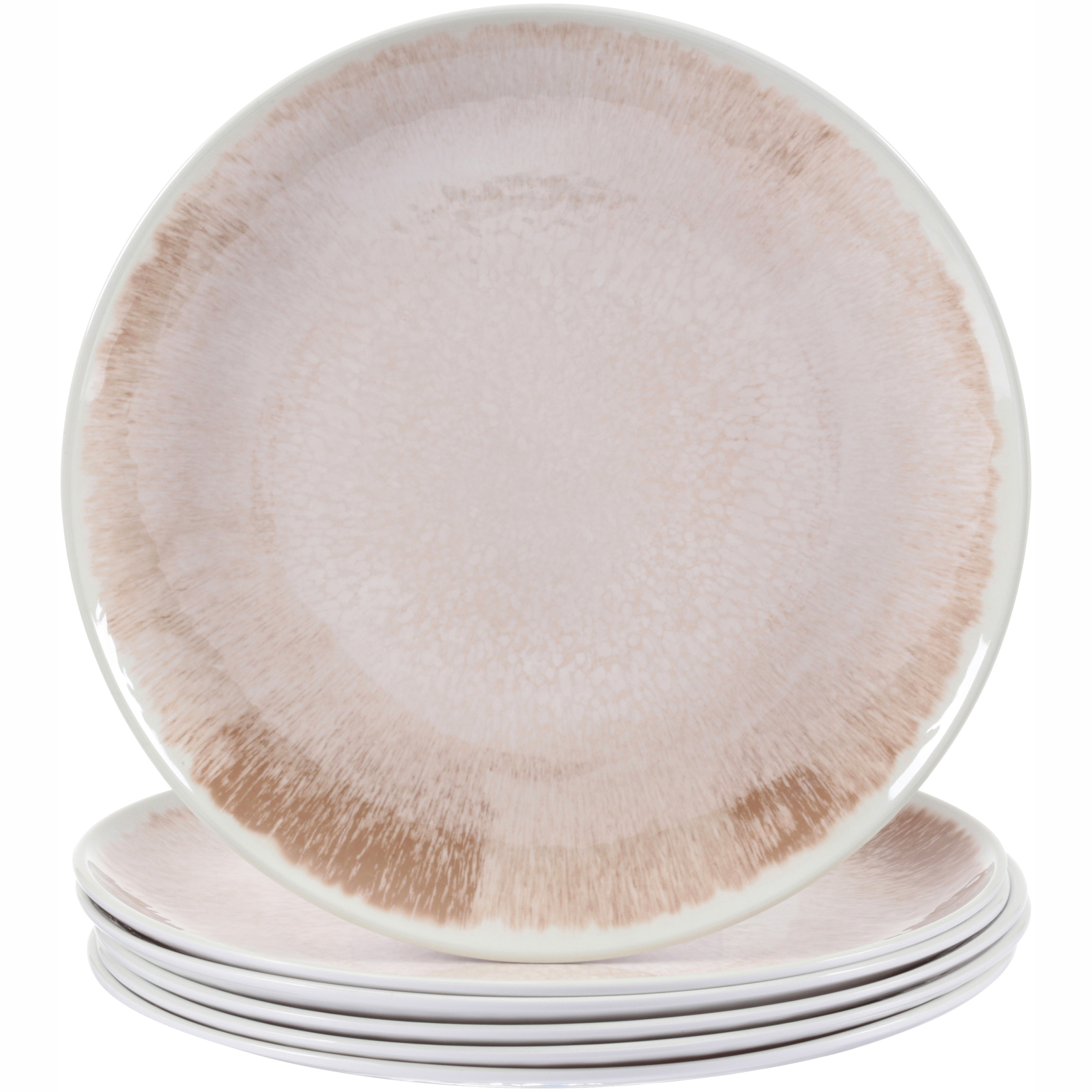 Better Homes and Gardens® Dinner Plate  sc 1 st  Walmart & Better Homes and Gardens Clear Dinner Plate with Hammered Texture ...