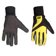 Bellwether Shield Cycling Gloves HI-Vis Yellow Large