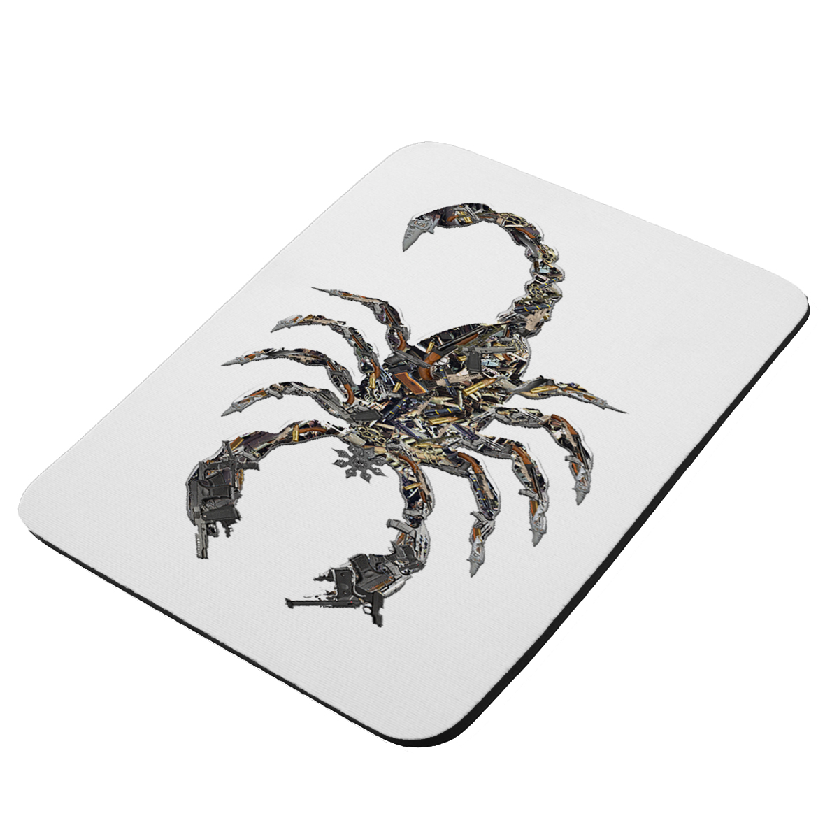 Scorpion Guns - KuzmarK Mousepad / Hot Pad / Trivet