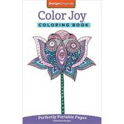 Design Originals Color Joy Adult Coloring Book
