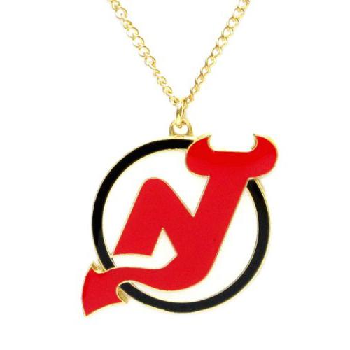 new jersey devils pendant necklace walmart