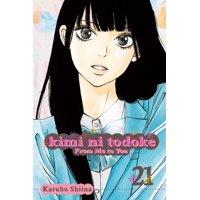 Kimi ni Todoke: From Me to You, Vol. 21
