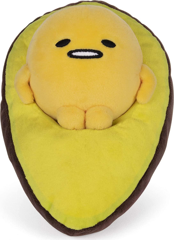 Sanrio Gudetama Memory Foam Travel Pillow