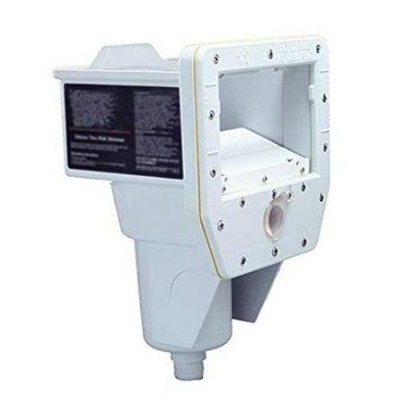 Lomart Industries 14215006 Almond Thru Wall Skimmer