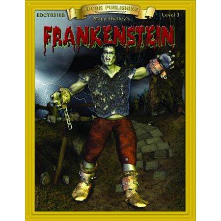 Frankenstein - CTR - eBook](Life Size Frankenstein)