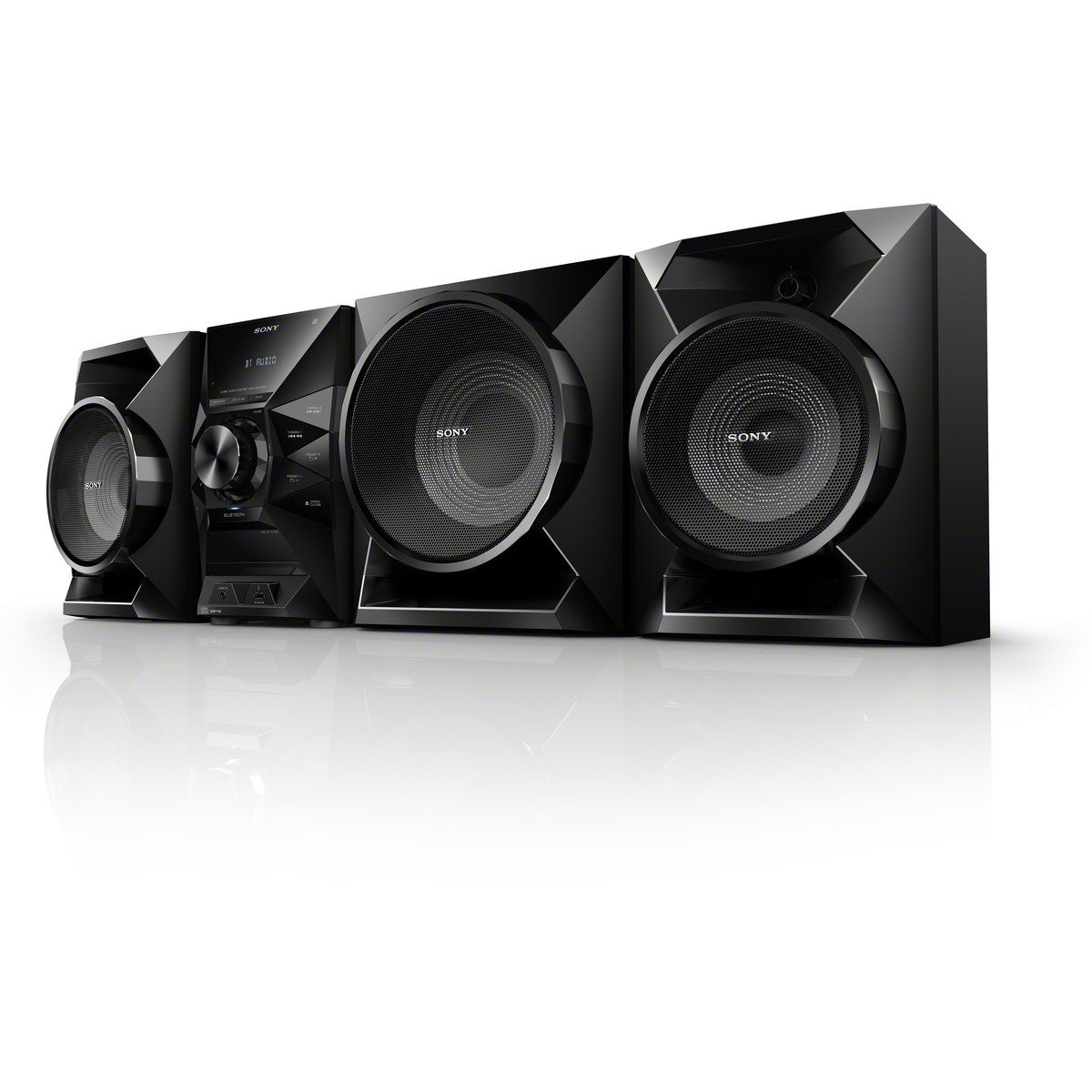 Sony MHC-ECL99BT Hi-Fi Music System with Bluetooth