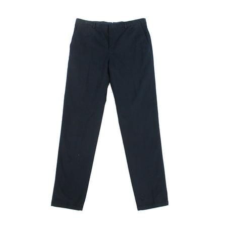 Ralph Lauren Mens Stretch Casual Chino Pants navy (Ralph Lauren Navy Chino)