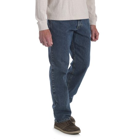 Youth 5 Pocket Jeans - Wrangler Men's Relaxed Fit Jeans