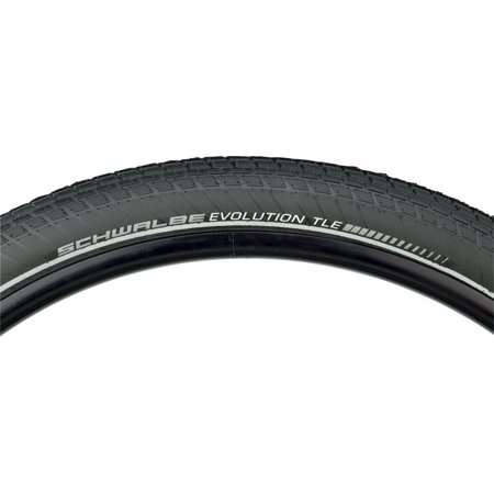 Schwalbe Marathon Almotion Tire - 29 x 2.15, Tubeless, Folding, Black/Reflective, Evolution Line,