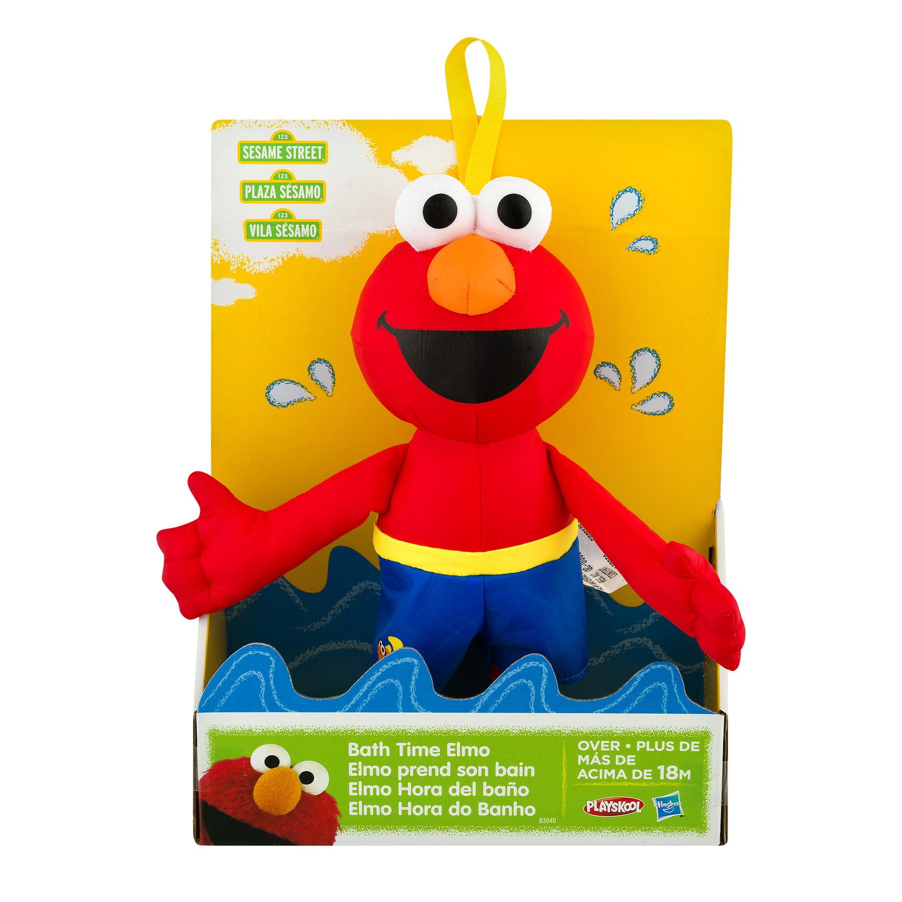 Sesame Street Elmo Bath Time Walmart