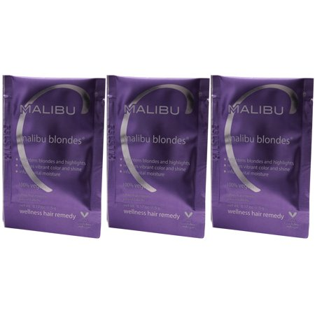 Malibu C Malibu Blondes 0.17 Packets - Pack of (Malibu Bay)