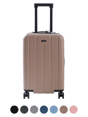 """Chester Luggage Hardside Carry On Spinner Suitcase, 22"""""""