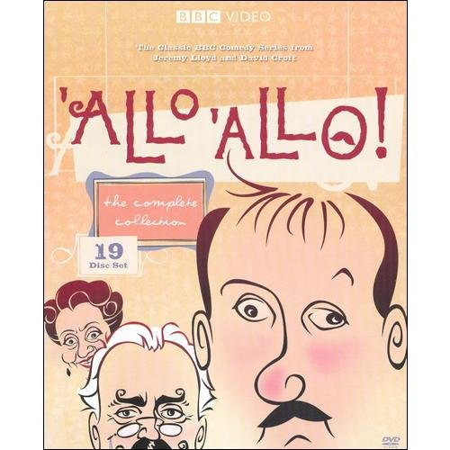 Allo 'Allo!: The Complete Collection by WARNER HOME VIDEO