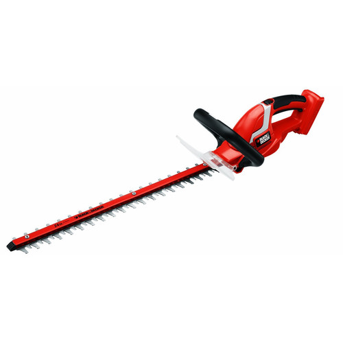 Black & Decker LHT2436B 40V MAX Cordless Lithium-Ion 24 in. Dual Action Hedge Trimmer... by Black & Decker