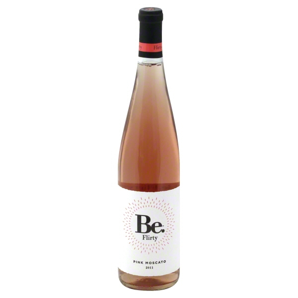Be. Fresh Pink Moscato Wine, 750 mL