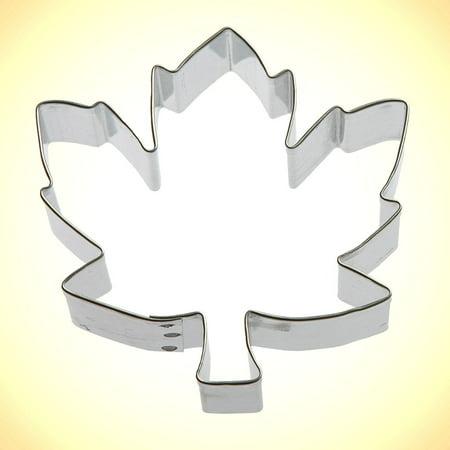 (Sugar Maple Leaf Cookie Cutter 3.5 in)