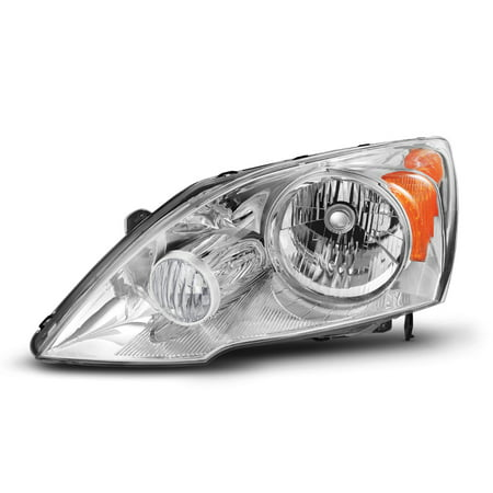 Fit 2007 2008 2009 2010 2011 Honda CRV CR-V Driver Left Side Headlight Lamp ()