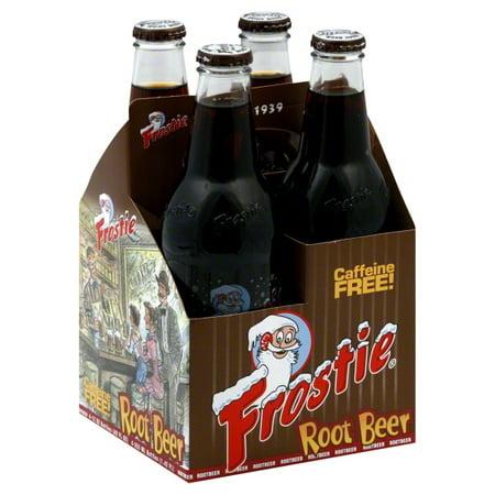 Frostie Root Beer, 12 Fl. Oz., 4 Count