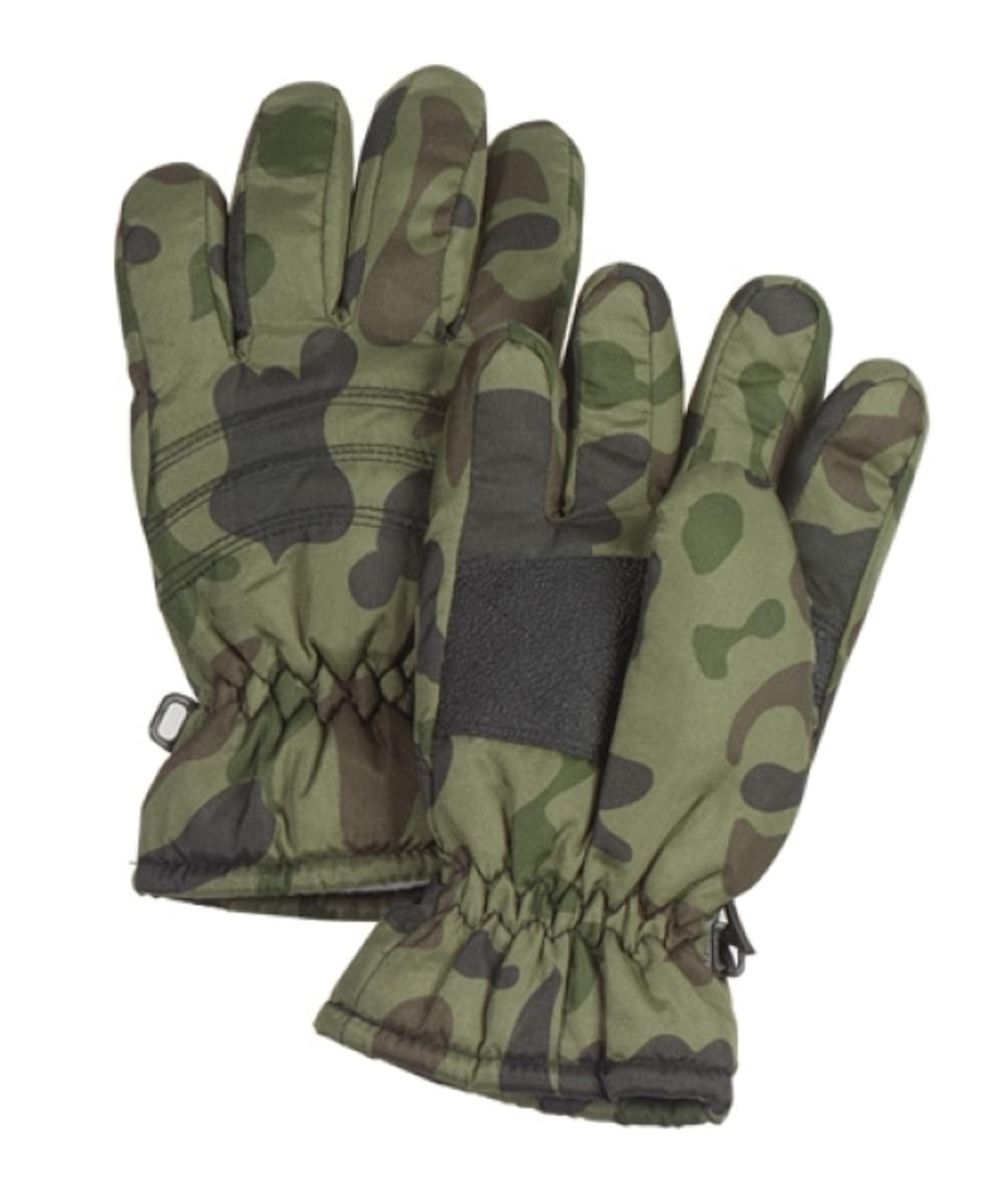 Rothco 4943 Kids Insulated Hunting Gloves, Woodland Camo by Rothco
