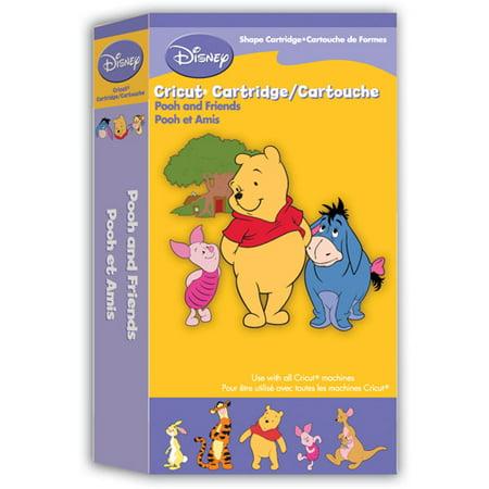 Cricut Cartridge, Pooh and Friends