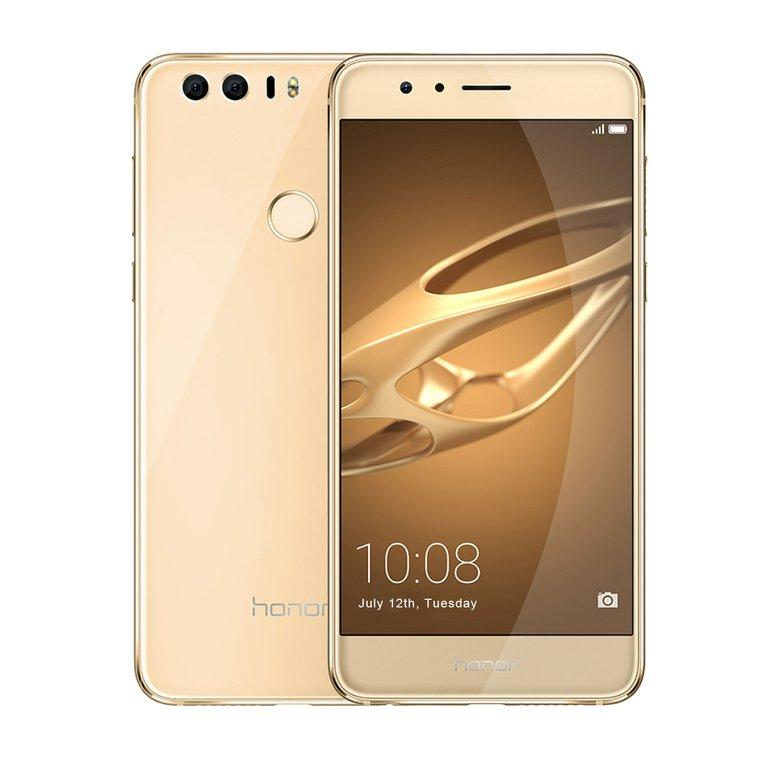 Huawei Honor 8 Lite 4G 5.2 inch 1920*1080P Fingerprint Capacitive Mobile Phone Cell Phone