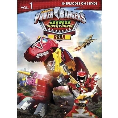 Power Rangers: Dino Super Charge Roar, Vol.1 (Widescreen)