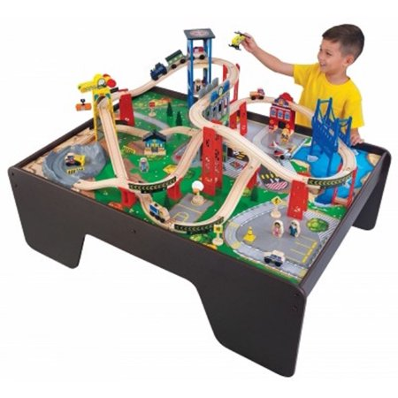 Super Expressway Train Set and - Moving Train Set