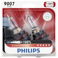 Philips X-Tremevision Headlight 9007, Px29T, Clear, Always Change In Pairs!