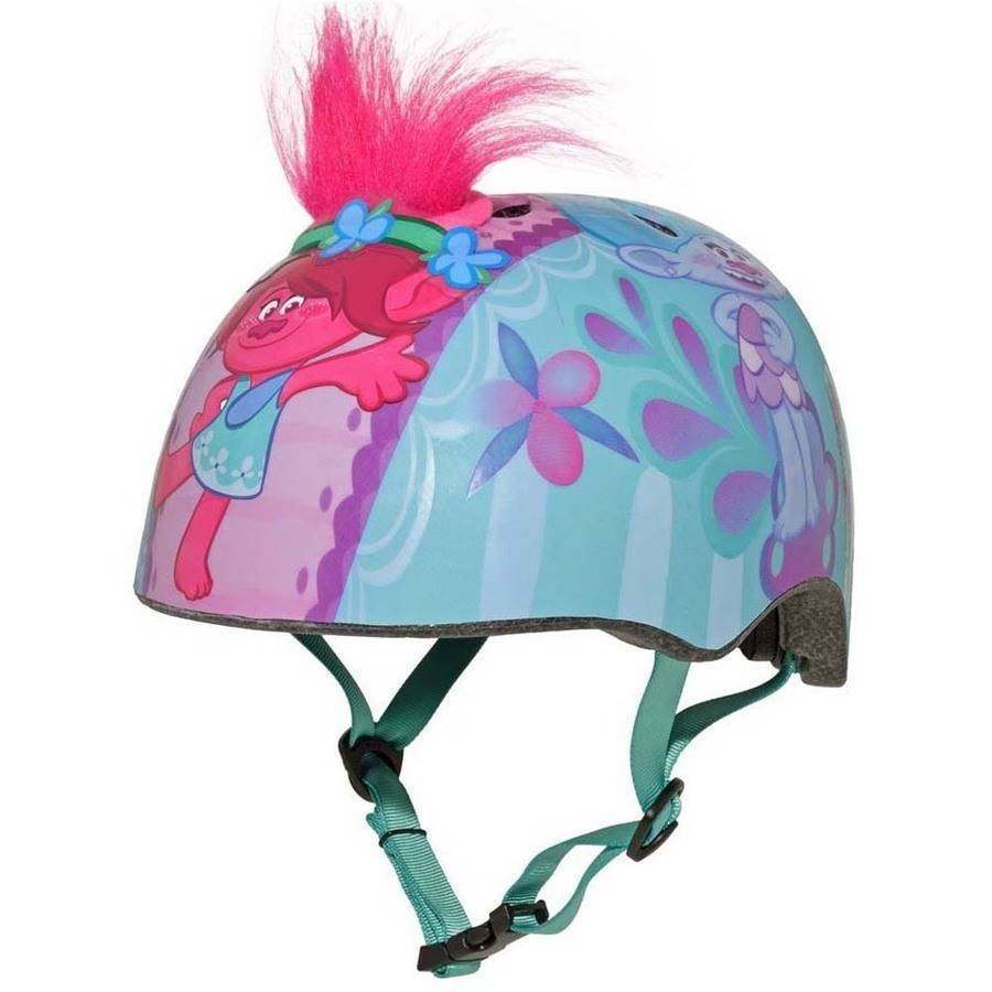 Bell DreamWorks Trolls Poppy and Friends Multisport Helmet, Toddler 3+ (48-52cm)