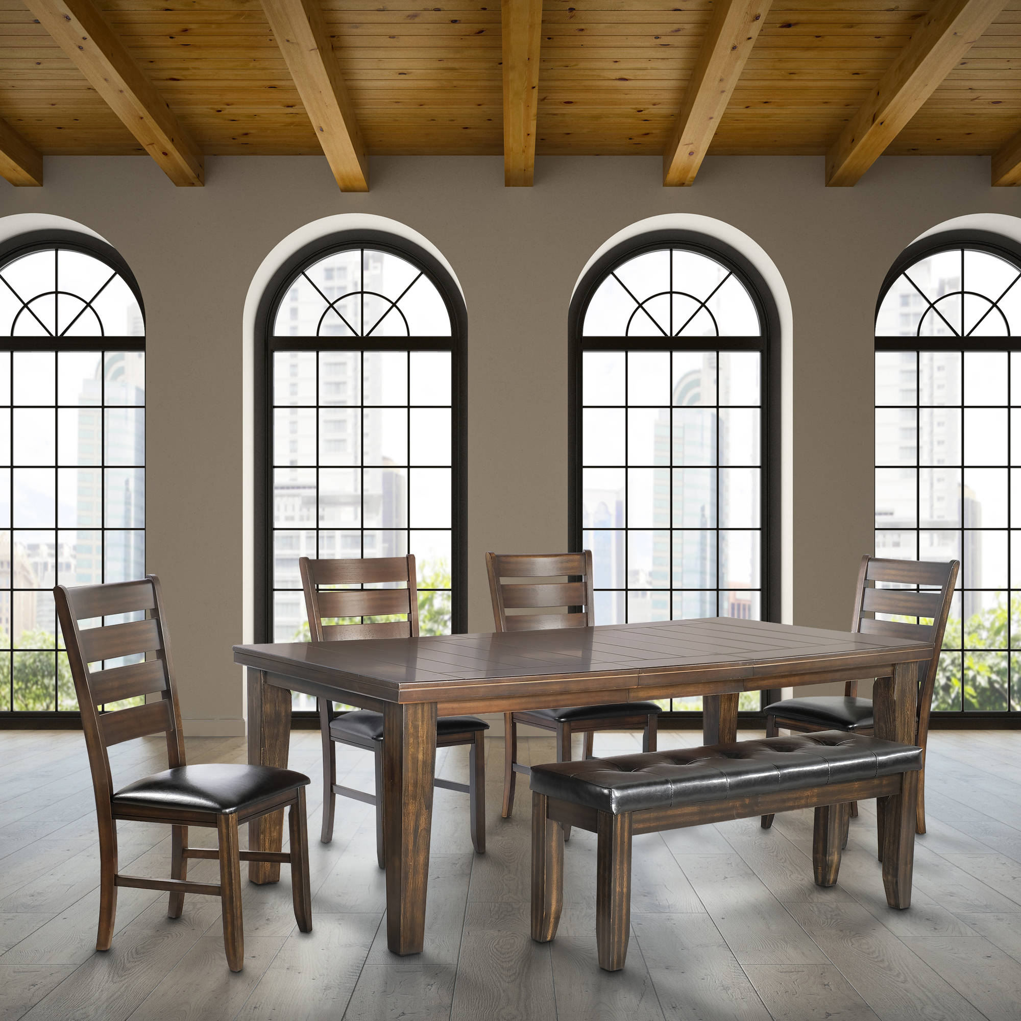 Primo International Charlie Traditional Height Dining Table