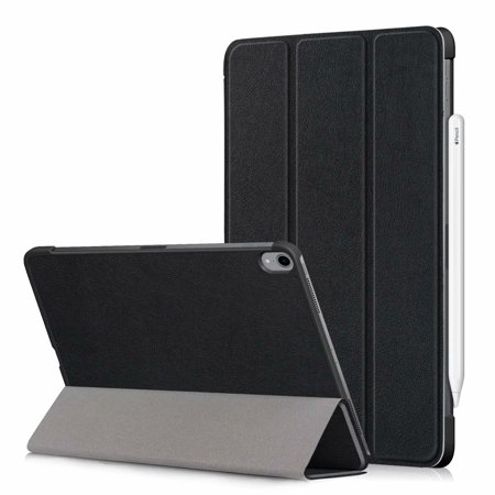 New iPad Pro 11 Inch Case, Dteck Light Weight Tri-Folding Stand Case Auto Wake/Sleep Flip Folio Protective Cover Shell Magnetic Closure For Apple iPad Pro ...