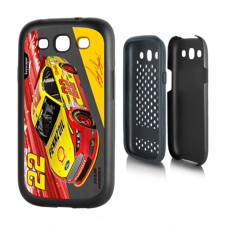 Joey Logano #22 Galaxy S3 Rugged Case