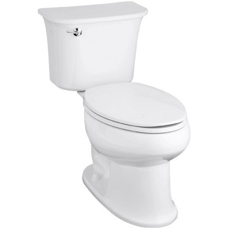 Sterling by Kohler Stinson  Rough-in Elongated Toilet