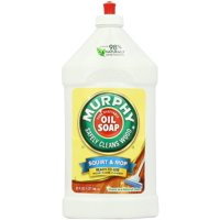 Murphy Oil Soap Squirt & Mop Ready To Use Wood Floor Cleaner 32 oz (Pack of 4)