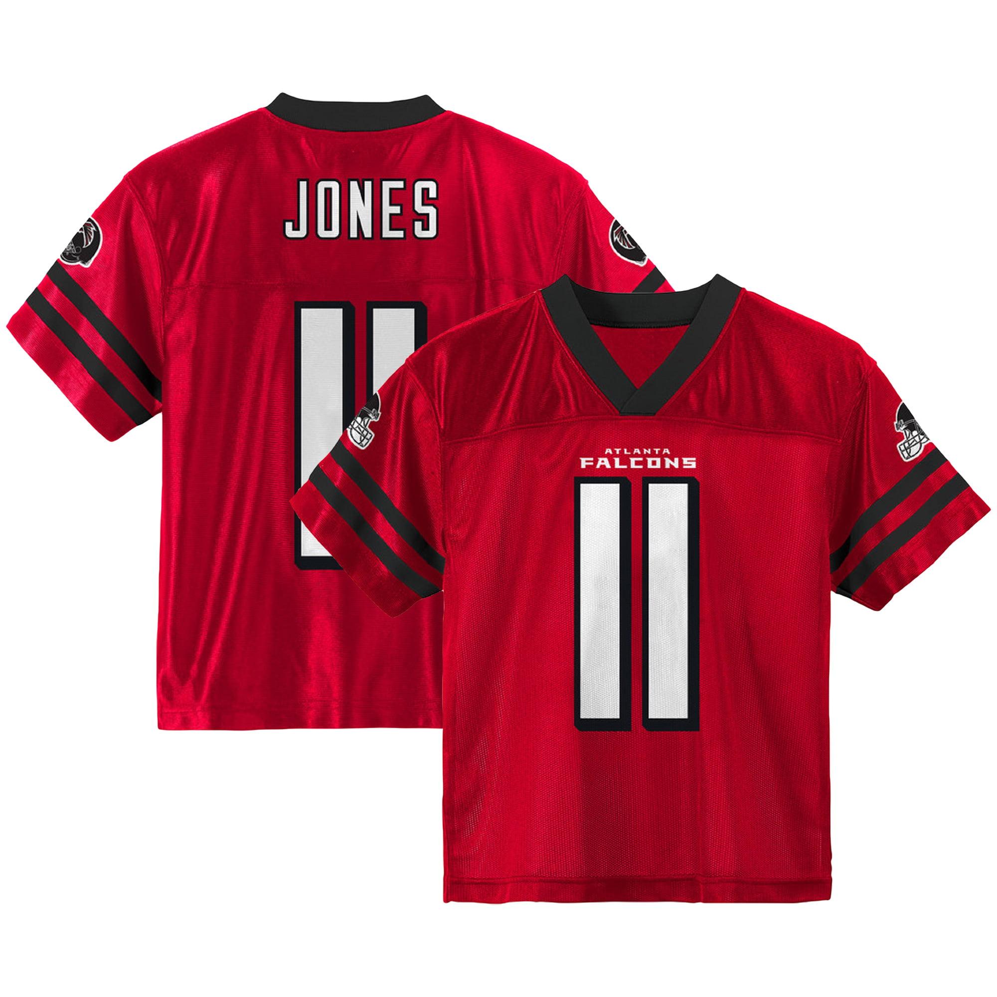 Toddler Julio Jones Red Atlanta Falcons Team Color Jersey