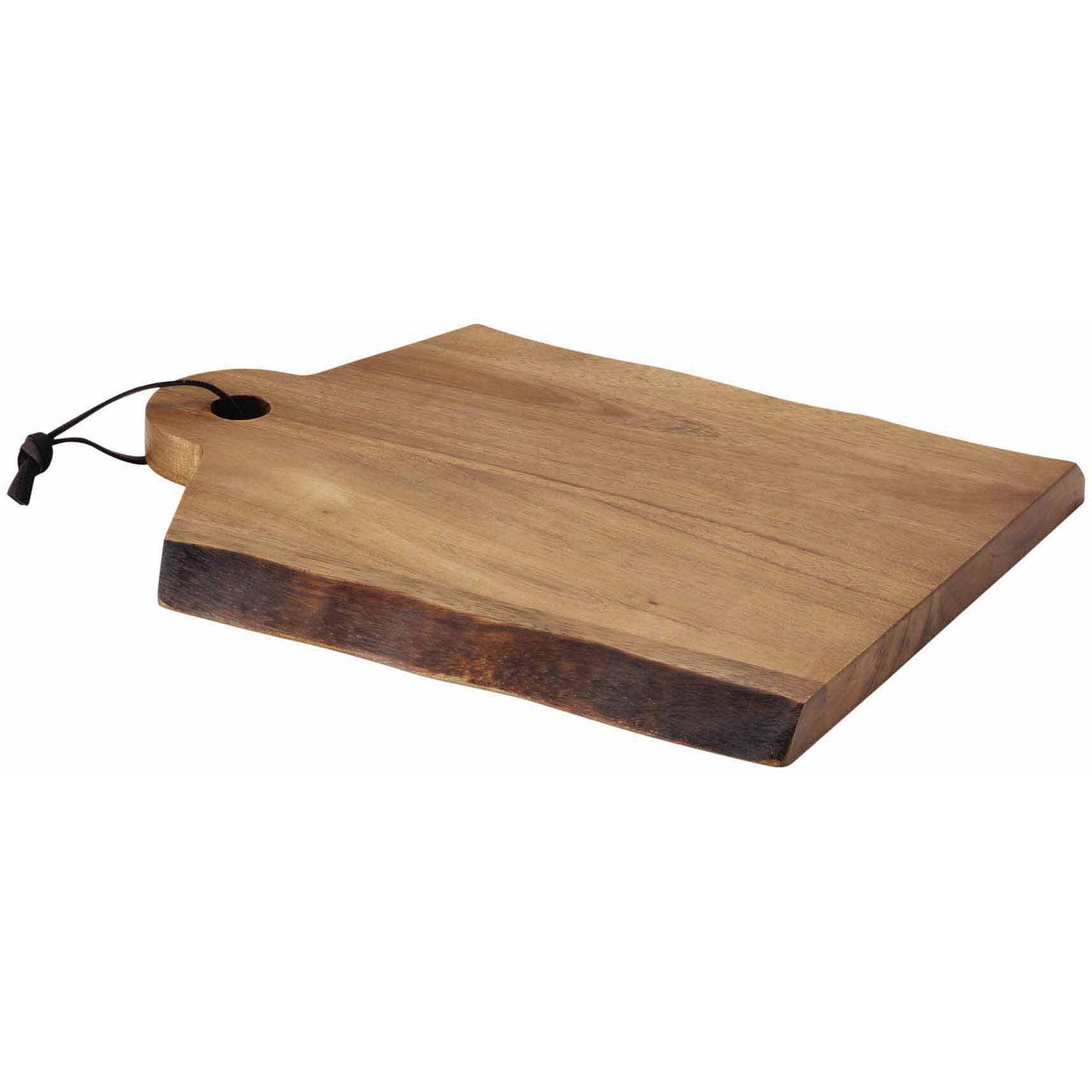 Rachael Ray Cucina Pantryware 14 X 11 Wood Cutting Board With Handle