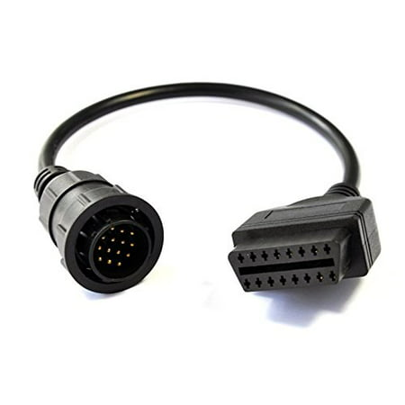 14 Pin to 16 Pin OBD 2 Diagnostic Adapter Cable for Mercedes Benz - Mercedes Benz Diagnostic