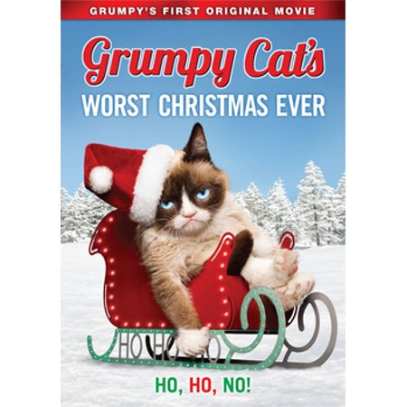 Grumpy Cat's Worst Christmas Ever - Halloween Movies Best To Worst