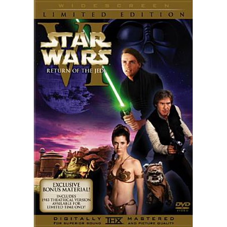 Star Wars: Episode VI: Return Of The Jedi (1983 & 1997 Versions)
