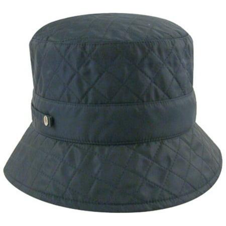 Betmar Bucket Hat (Women's Betmar Quilted Bucket B745)
