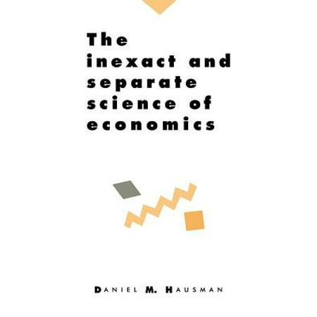 Inexact Separate Science Econo