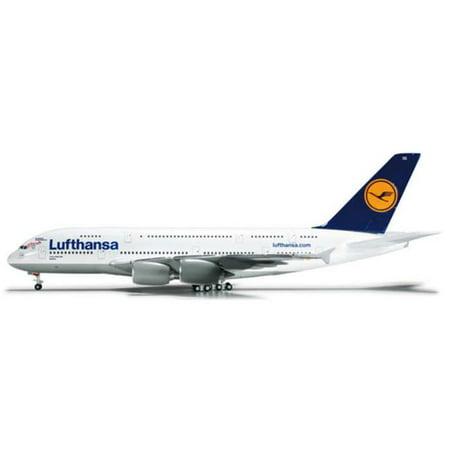 Herpa 400 Scale He562423 Herpa Lufthansa A380 1 400 Reg No D Aimb Fc Bayern