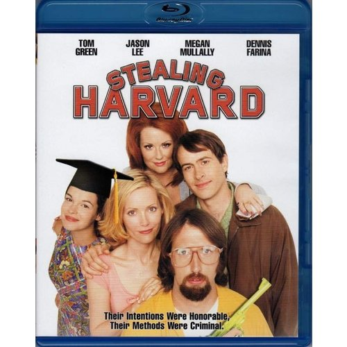 Stealing Harvard (Blu-ray) (Widescreen)