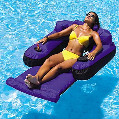 Swimline 9047 Floating Lounge Chair for Degree of Comfort