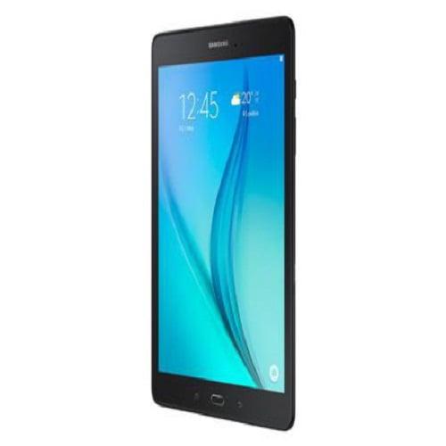 """Refurbished Samsung Galaxy Tab A 7.0"""" 8GB Black Wi-Fi SM-T280NZKAXAR"""