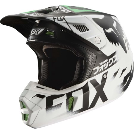 Fox V2 Print - Fox V2 Union Monster Pro Circuit Special Edition Helmet