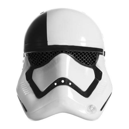 Star Wars Episode VIII - The Last Jedi Adult Executioner Trooper 1/2 Mask - Star Wars Party Masks